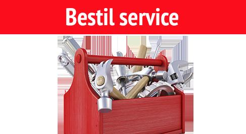 Bestil service